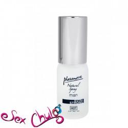 Profumo Spray Naturale ai Feromoni Per Uomo Man Phero Natural Spray 10ml