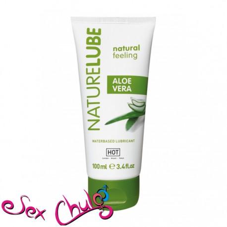 Lubrificante Naturale Aloe Vera Nature Lube 100ml