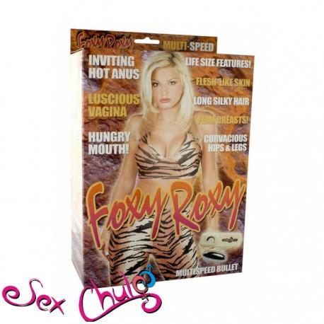 Bambola Gonfiabile Foxy Roxy Doll