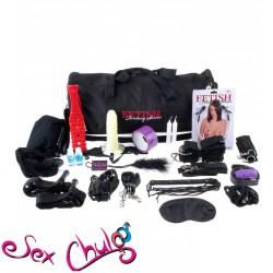 BORSA FESTISH CON SET E KIT DELL'AMORE ULTIMATE FANTASY DUFFLE