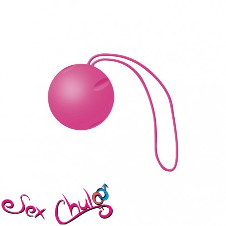 JOYBALLS- SINGLE-PINK-SEX-CHULO-SEXY-SHOP