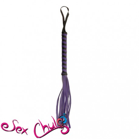 FF DELUXE CAT O NINE TAILS PURPLE
