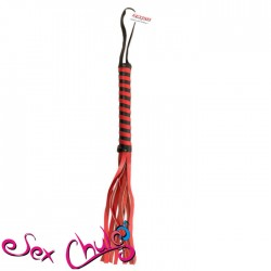 FF DELUXE CAT O NINE TAILS RED