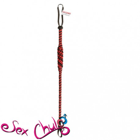FF DELUXE RIDING CROP RED