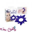 Anello per pene Cockring Sun blu