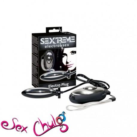 SX Elektro-Stimulations-Dildo