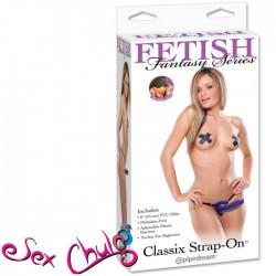 FF CLASSIX STRAP-ON PURPLE