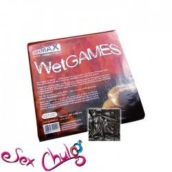 SEXMAX Wetgames Sheet