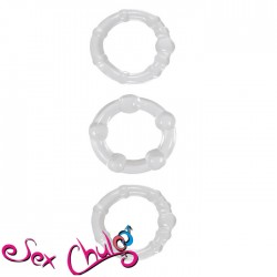 Anelli per pene RENEGADE INTENSITY RINGS''