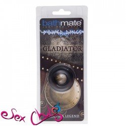 ANELLO PER PENE BATHMATE POWER RING GLADIATOR BLACK