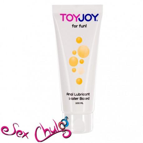 Lubrificante Toyjoy Anal Lube a base d'acqua 100ml