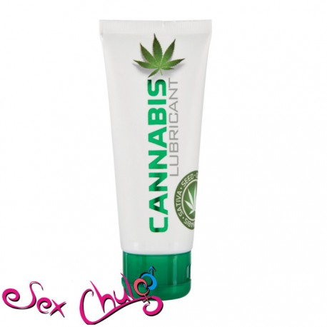 Cannabis Lubrificante Intimo Anale Vaginale 125ml