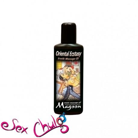 OLIO PER MASSAGGI MAGOON Oriental Ecstasy 100 ml