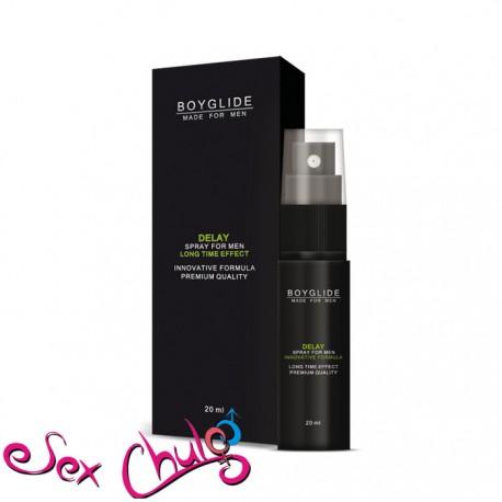Spray Ritardante Eccitante BoyGlide Delay spray for Men (20 ml) Economico