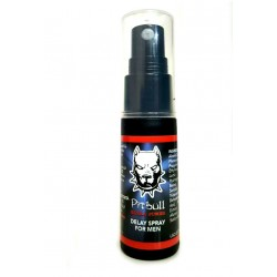 Spray Ritardante Intimo Pitbull 15ml Tauro T5 Naturale