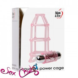 GUAINA A&E LOVER'S CAGE PINK