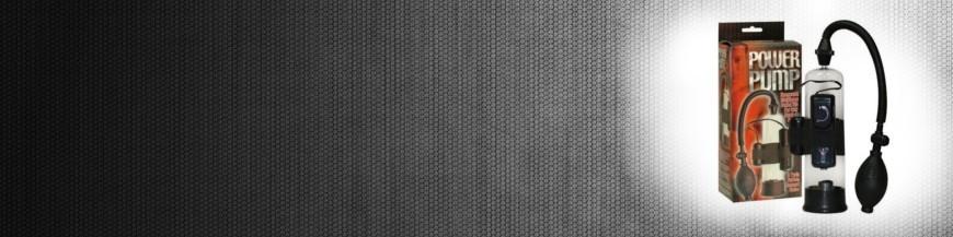 Oggettistica - Sviluppa Pene e Pompe